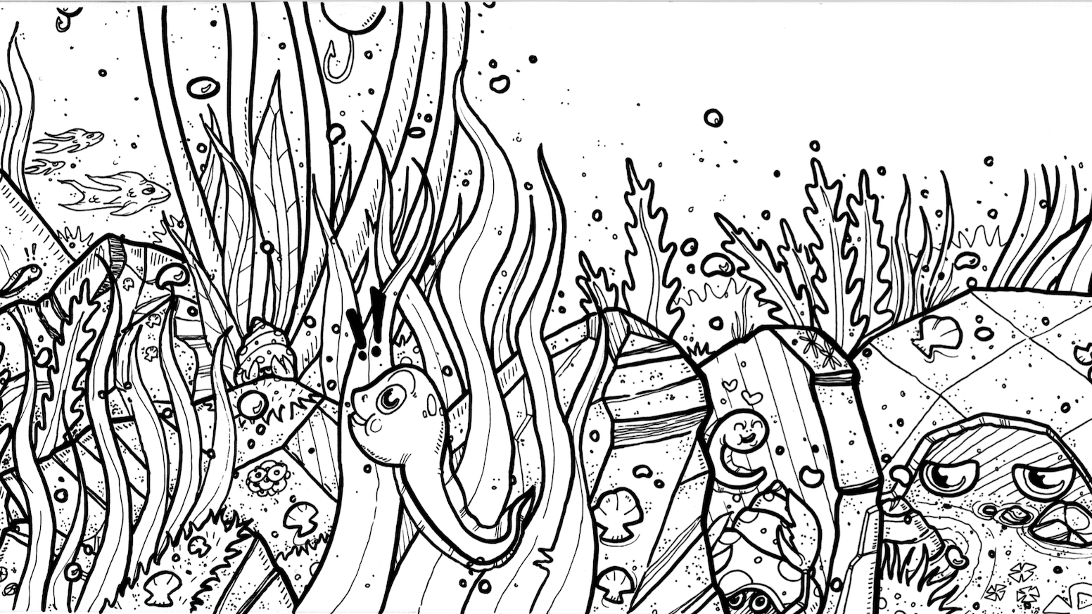 The Froga: Origins, a fairytale coloring book adventure! by ...