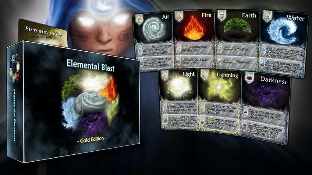Elemental Blast - Gold Edition project video thumbnail
