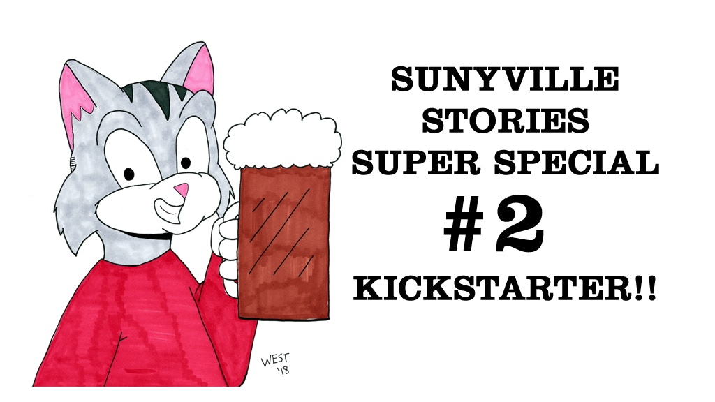 Sunnyville Stories Super Special #2 project video thumbnail