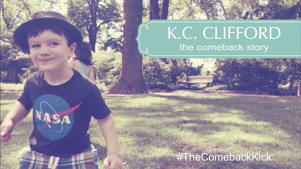 K.C. Clifford: The Comeback Story project video thumbnail