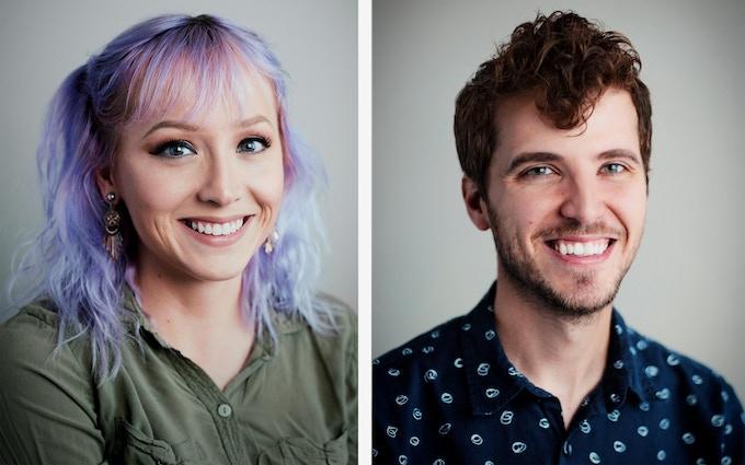 The Team - Kristina Smith & Spencer Allred