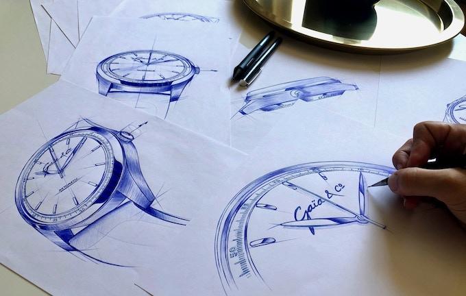 Clément Sinibaldi - Hand sketches