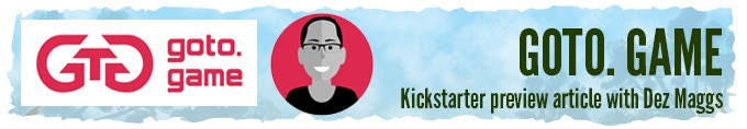 Click on the image to check out the Kickstarter preview by Dez Maggs