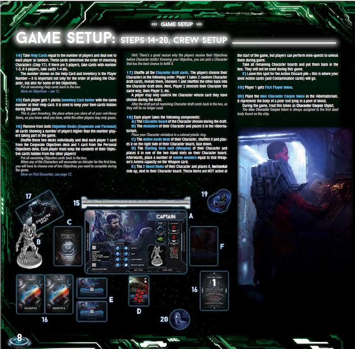 Nemesis Board Game by Awaken Realms » Final PDF rulebook