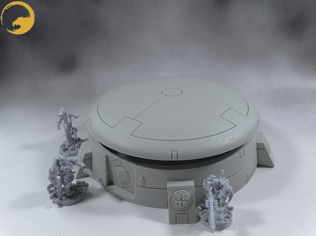 Picture 6: Atria Bunker, solid to withstand any fire