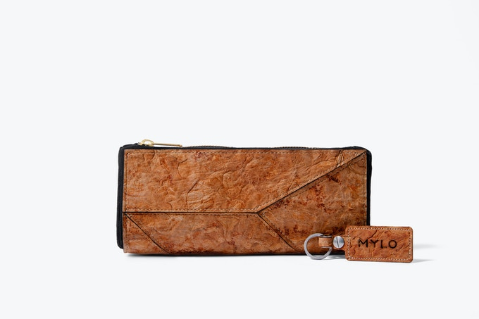 At the exclusive $1,000 pledge level, you'll be the proud owner of the Mylo puzzle pouch and key fob, designed by Bolt Projects, in addition to a customized Mylo Driver Bag. You'll also get an exclusive in-person tour to see how we grow and design Mylo
