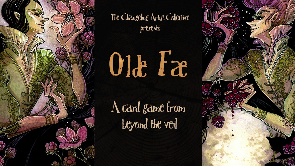 Olde Fae - A Card Game From Beyond the Veil project video thumbnail