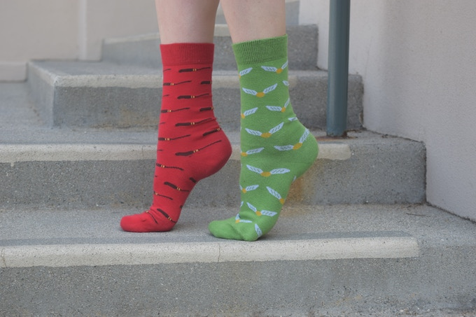 Harry Potter Inspired Socks By Christy Rogers Kickstarter