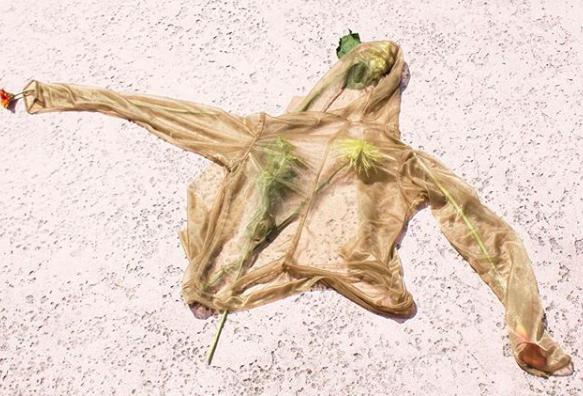 Jacket design for I hunger for you, by Harriet Jung.