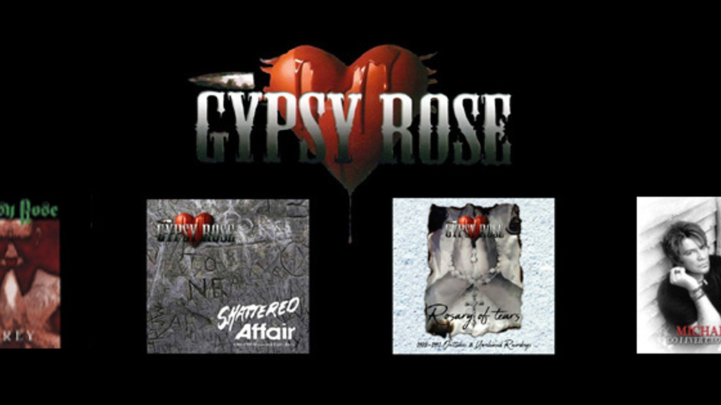 Project image for Gypsy Rose Fundraiser For new Album