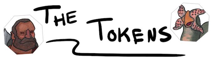 Doodles and Dragons : Tabletop RPG Tokens by Jonathan Happ — Kickstarter