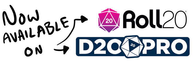 Doodles and Dragons : Tabletop RPG Tokens by Jonathan Happ
