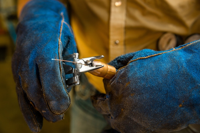 My most used wire snip was the one in my pocket when I was a fabricator.-Mike N.