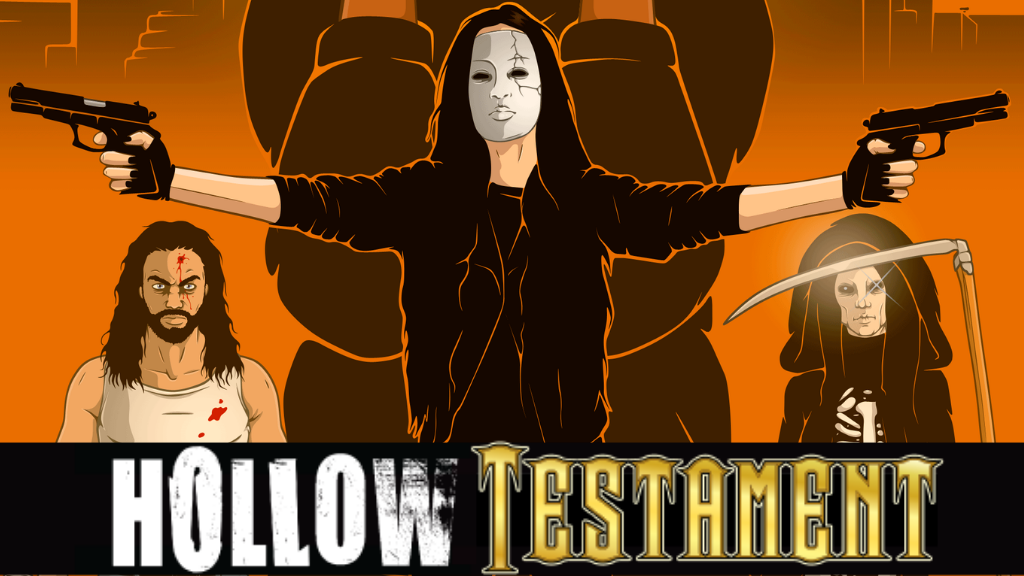 Hollow Testament: A Supernatural Noir Crossover Comic Book project video thumbnail