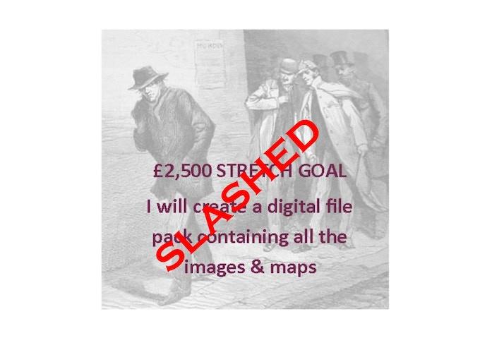 £2500 Goal Slashed