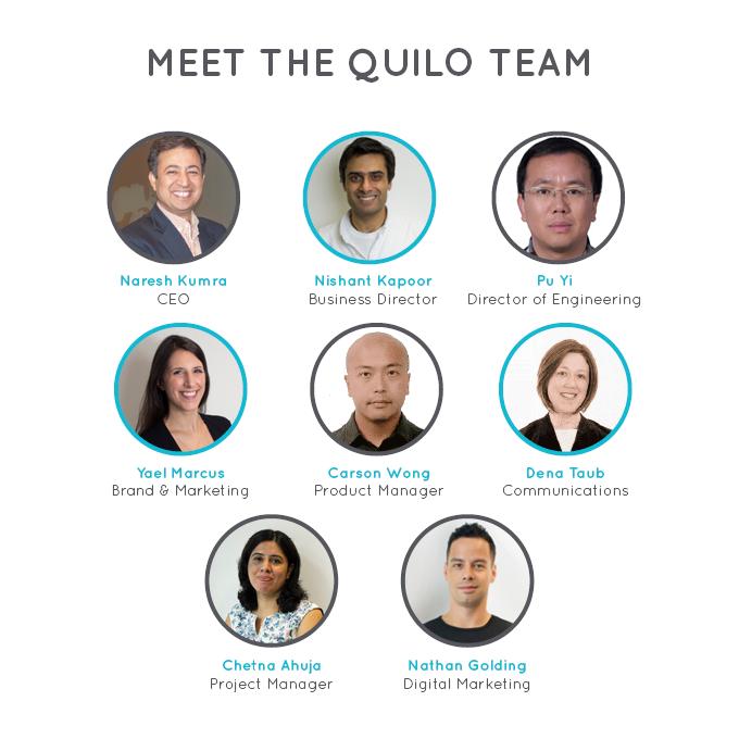 The Quilo Team