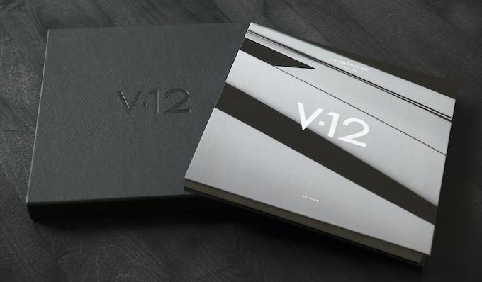V12 Automotive Art Volume One