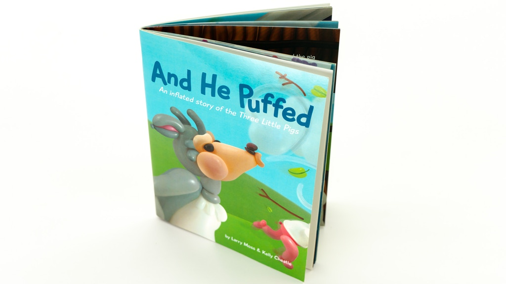 And he puffed: An inflated tale of The Three Little Pigs project video thumbnail