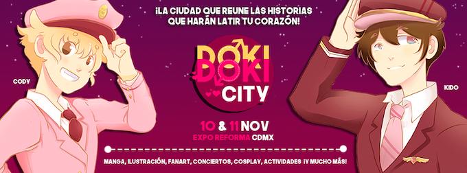 Pick up Doki Doki City