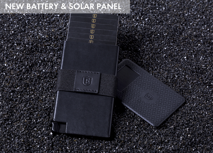 We created a battery that not only slims down the tracker but also lasts twice as long with use. 3 hours of sunshine now gives you 2 months of charge. Our new solar panels now charge your tracker twice as fast, thanks to our patented integration upgrade.