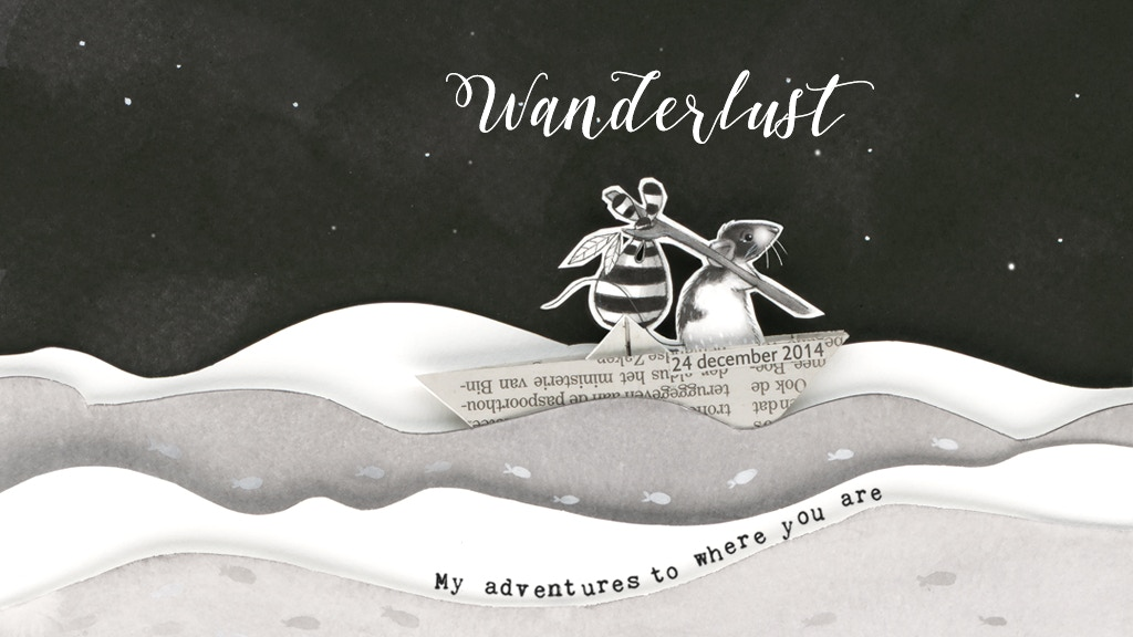 Wanderlust - A Whimsical Art and Story Book project video thumbnail