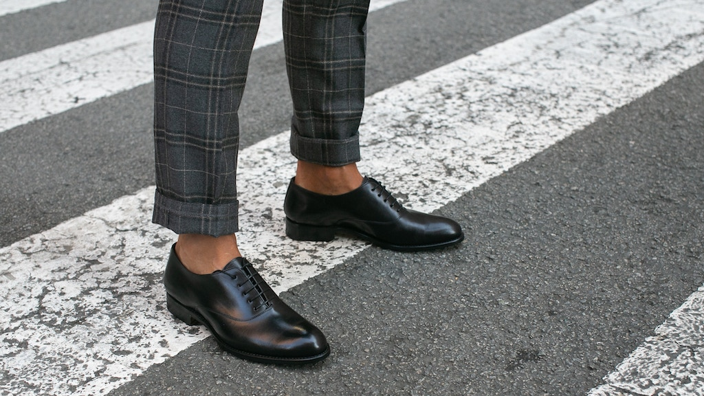 Åpoint Handcrafted Goodyear Welted Footwear at fair prices project video thumbnail