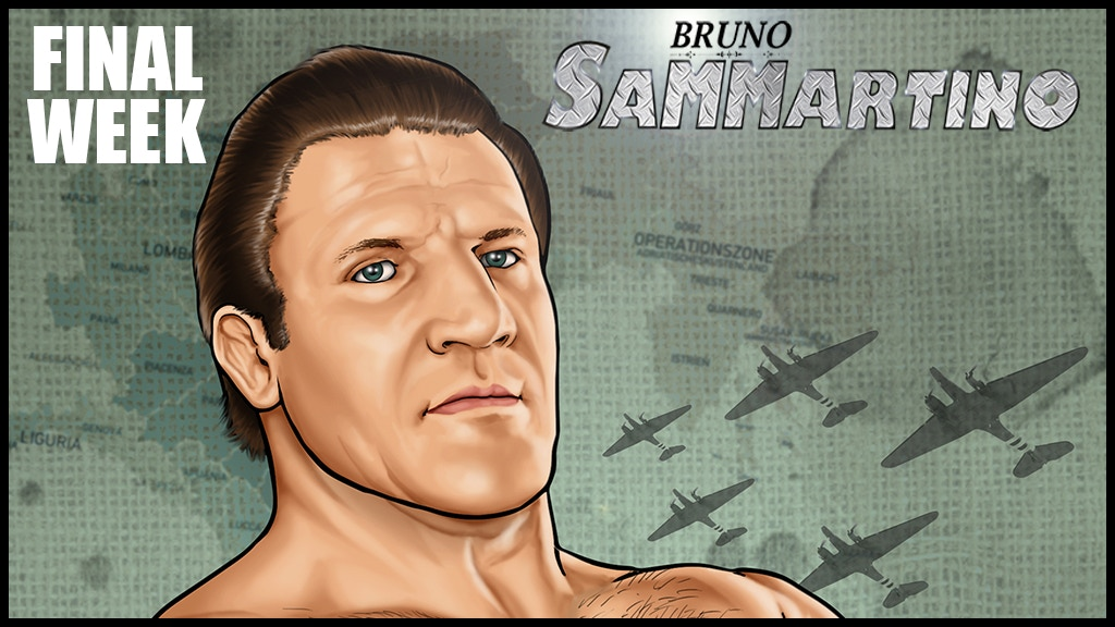 Bruno Sammartino - The True Life Story of a Wrestling Legend project video thumbnail