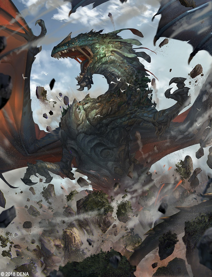 Legendary Dragons: A 5th Edition Supplement by Jetpack7