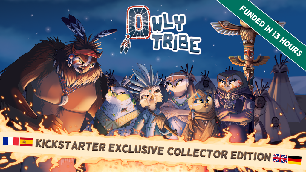 Owly Tribe is the top crowdfunding project launched today. Owly Tribe raised over $17216 from 0 backers. Other top projects include FRIDAY THE 13TH: SURVIVORS MOVIE SCRIPT, Booz-E: The Ultimate Drinking Games Guide & APP, ...