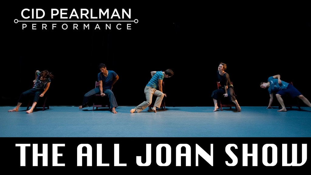 THE ALL JOAN SHOW: Cid Pearlman Performance/Joan Jeanrenaud project video thumbnail