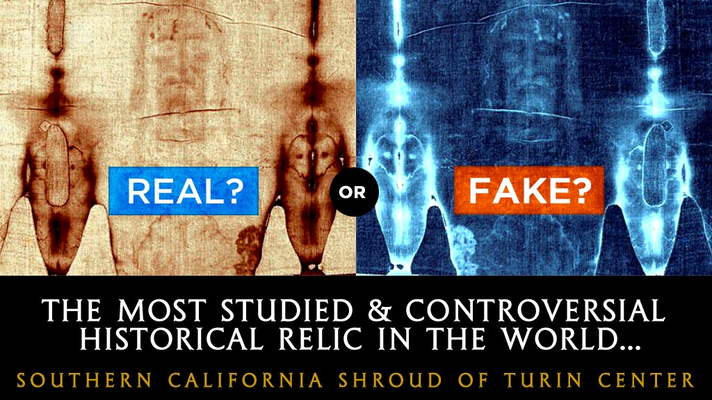 Project image for California Shroud of Turin Center
