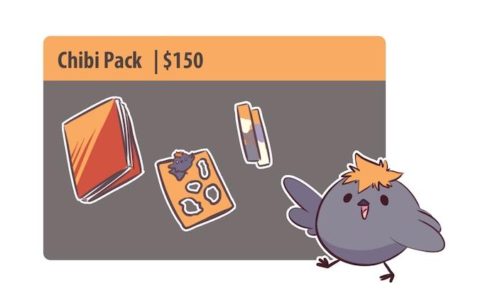Chibi Pack