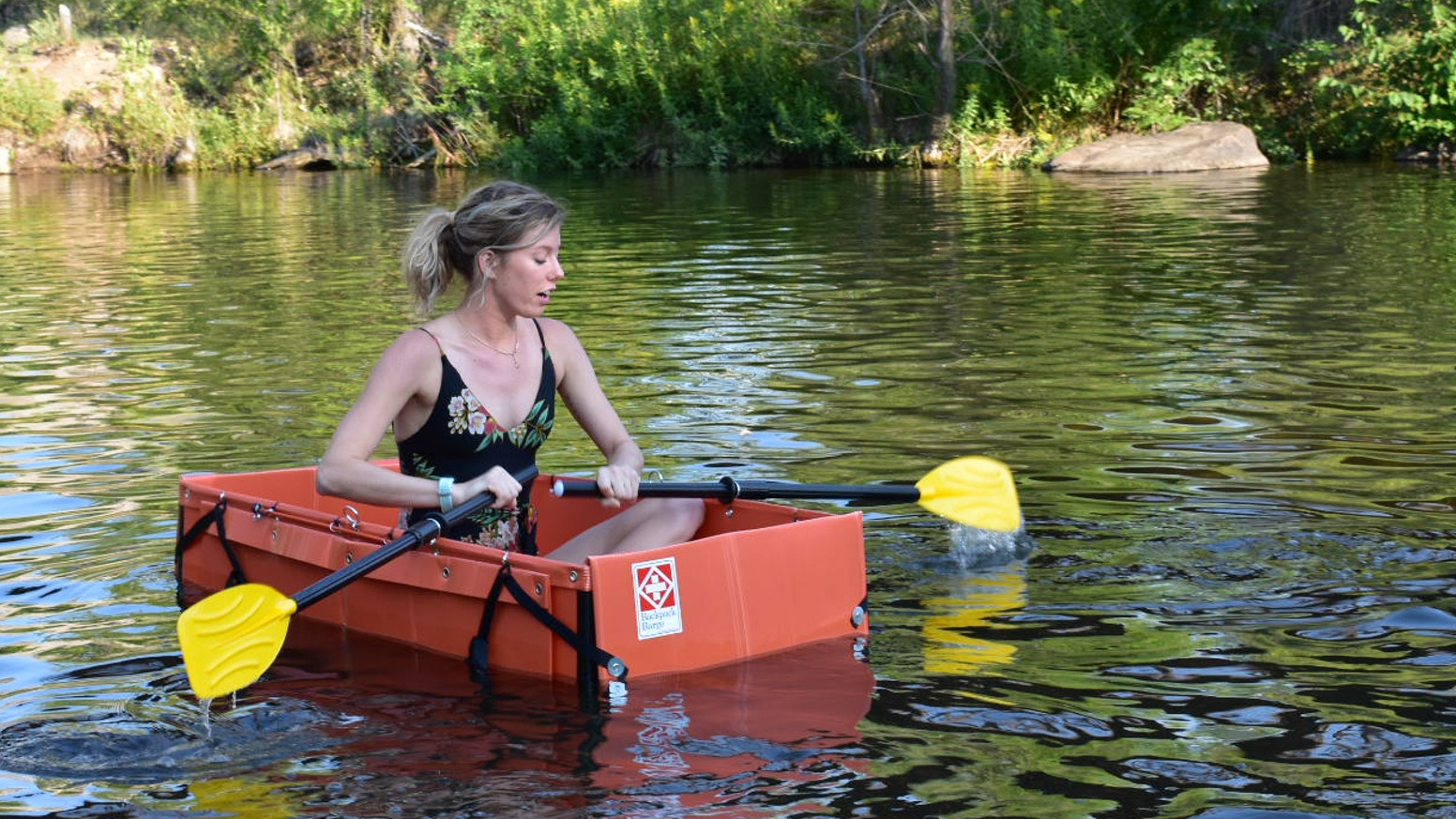 The most affordable folding boat for fun, fitness & safety
