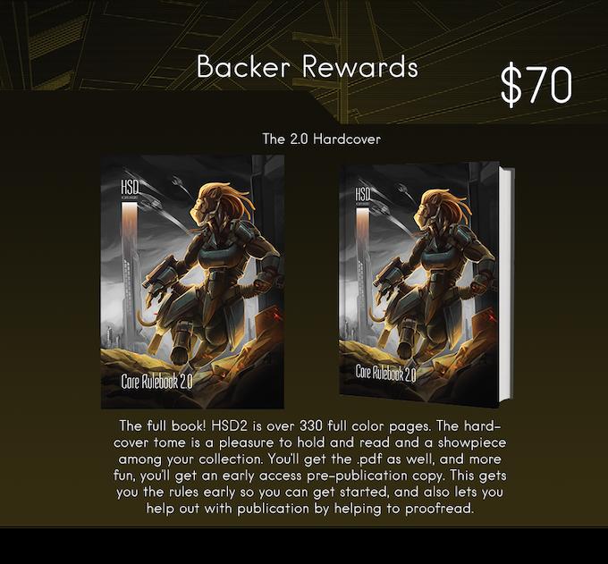 HC SVNT DRACONES 2 0 by Pierce Fraser — Kickstarter