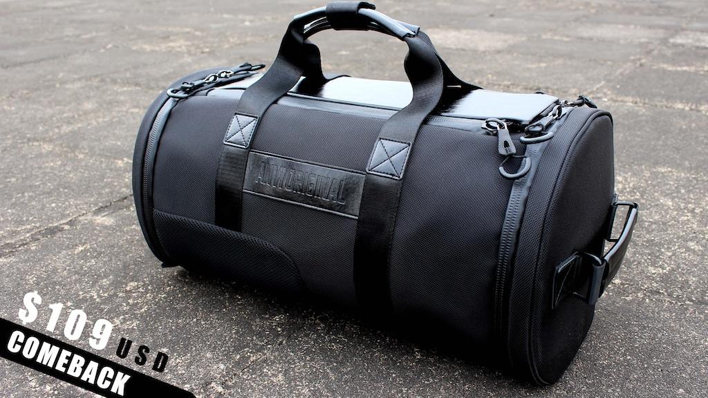ede8f52e38 Breether2.0 comeback  Minimal gym travel duffle   duffel bag project video  thumbnail