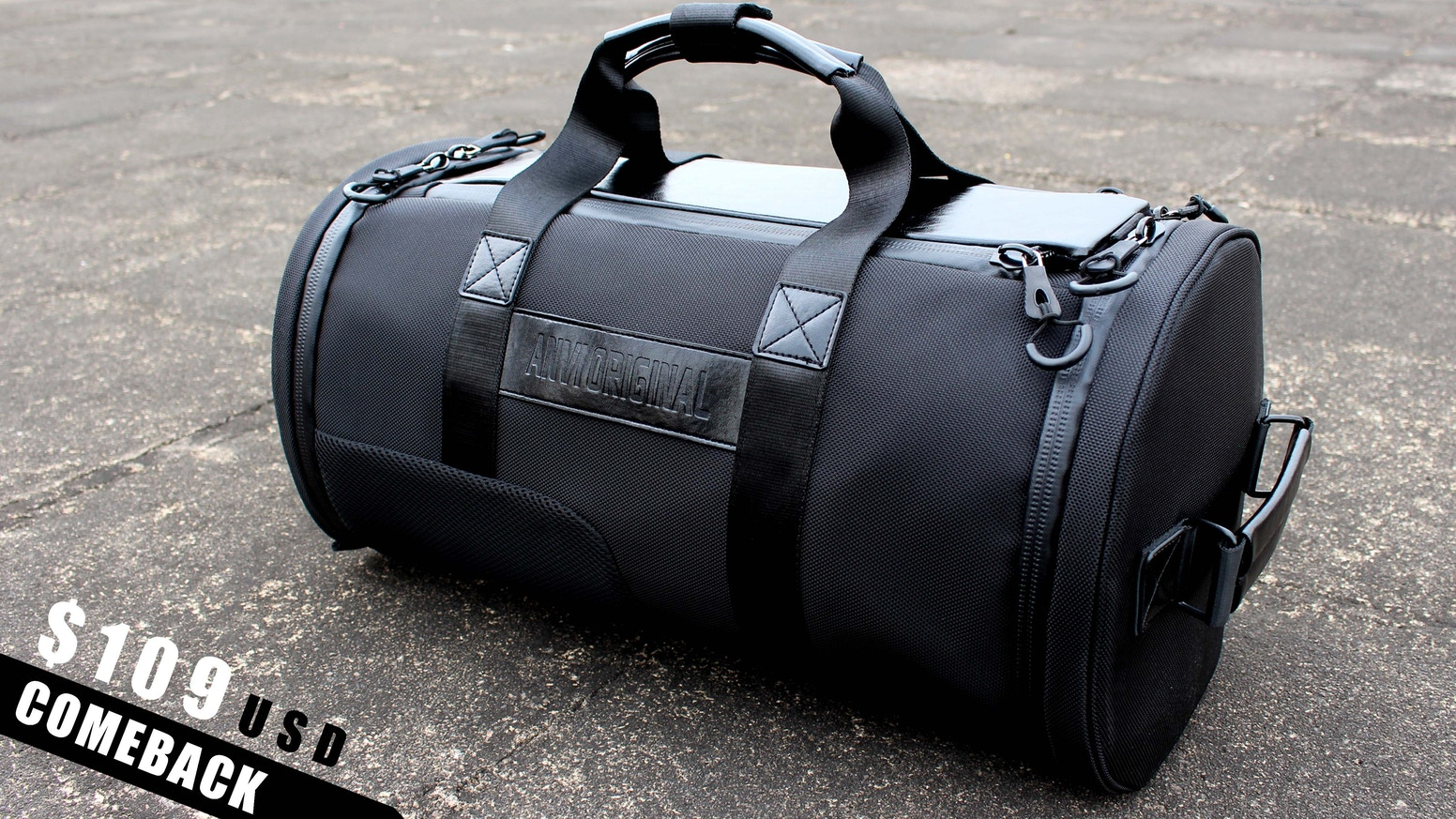 83f180a4802 Breether2.0 comeback  Minimal gym travel duffle   duffel bag by Anvi ...