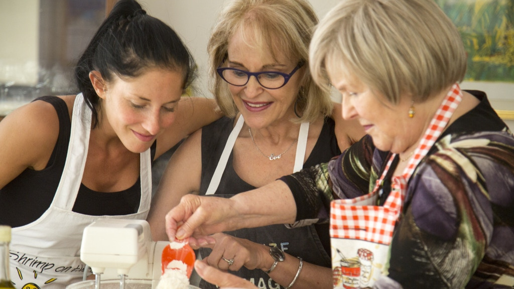 Just Add Love: Holocaust Survivors Share Stories & Recipes project video thumbnail