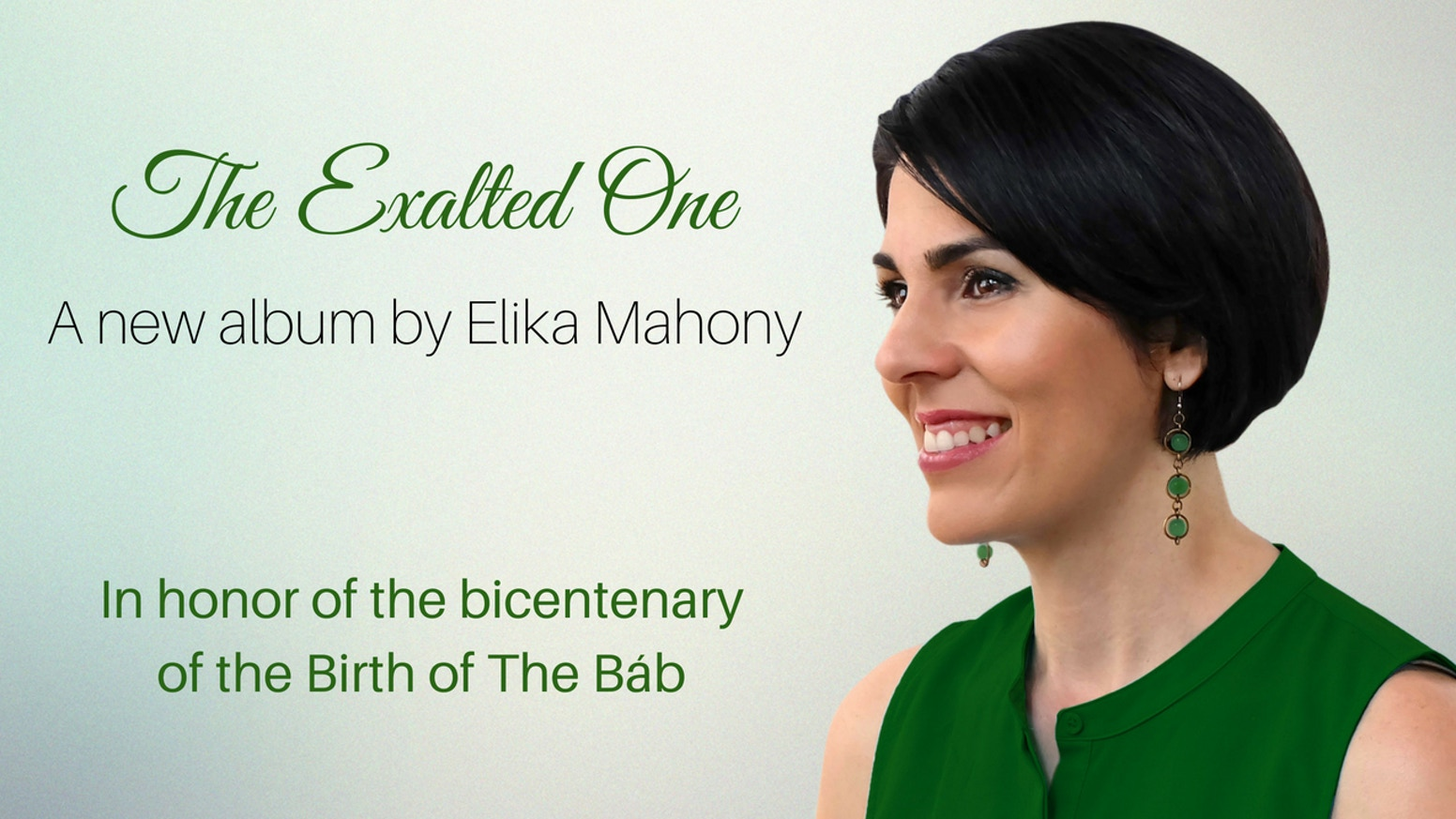 A music album created in honor of the celebration of the bicentenary of the Birth of The Báb