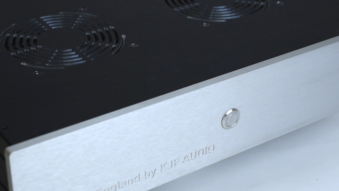 MA-01 the affordable muliti-channel Hypex N-core Amplifier
