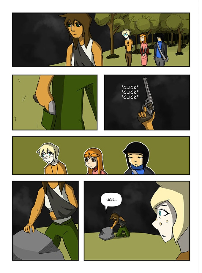 Page 1 of Recoil: Chapter 6