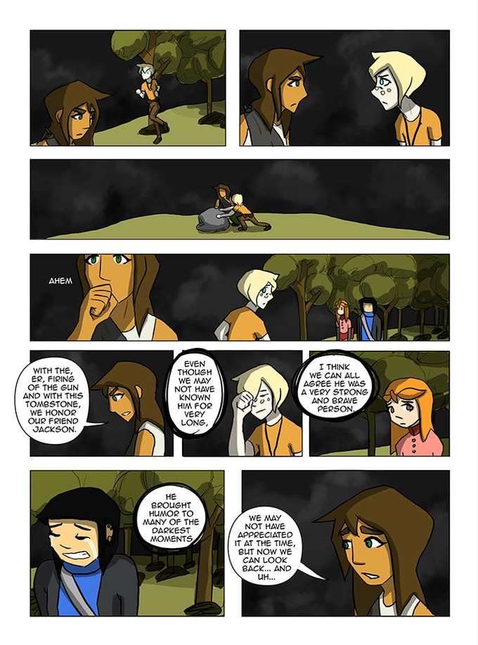 Page 2 of Recoil: Chapter 6