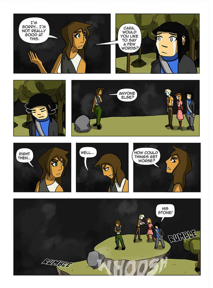 Page 3 of Recoil: Chapter 6