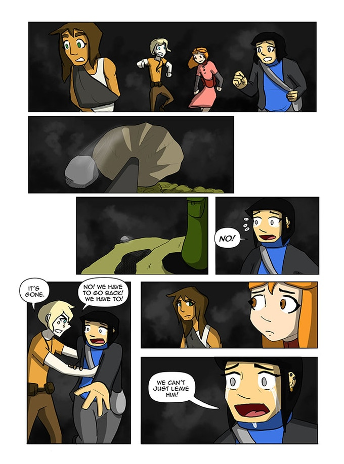 Page 4 of Recoil: Chapter 6