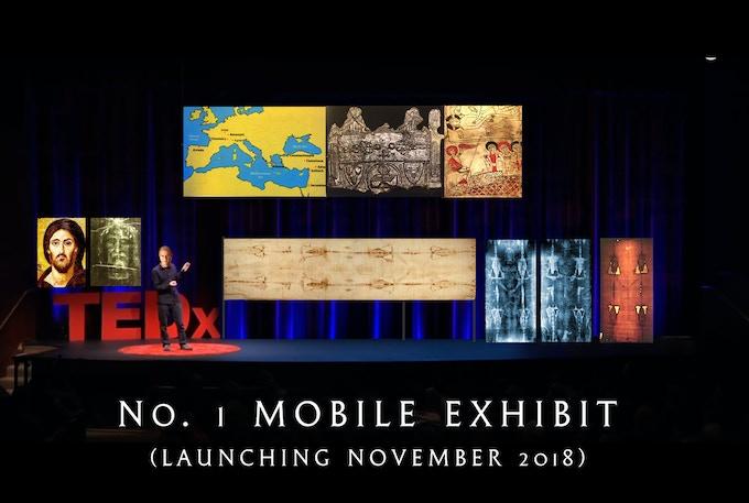No. 1 | Mobile Exhibit