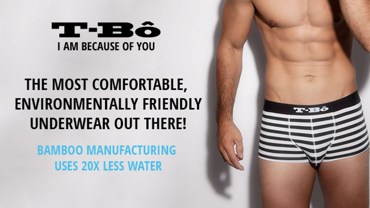 3ddece7d2aa1 T-Bô - The Most Comfortable, Environmentally Friendly undies by T-Bô ...