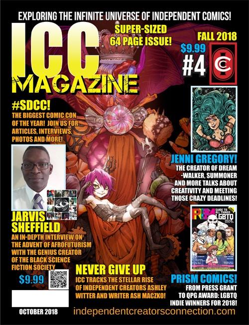 ICC Magazine #4