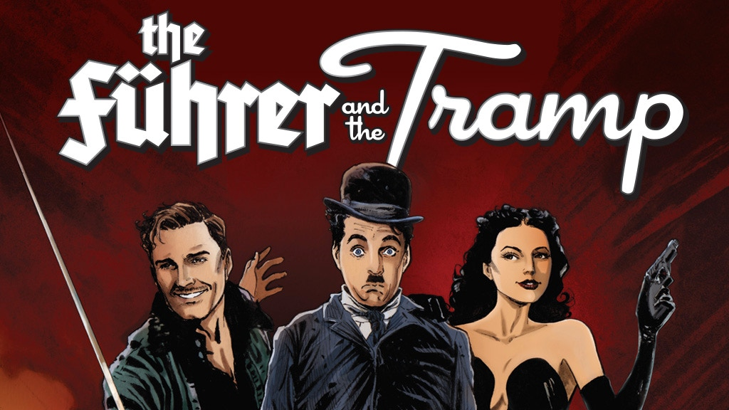 The Fuhrer and the Tramp Graphic Novel project video thumbnail