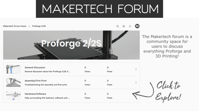 Proforge 2   3D Printer   Revolutionising Dual Extrusion by