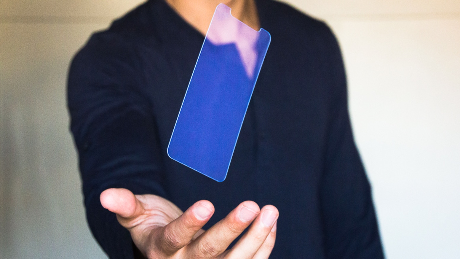 A NanoTech TGlass Blue Light Screen Protector That Protects Your Eyes & Device Like Never Before.