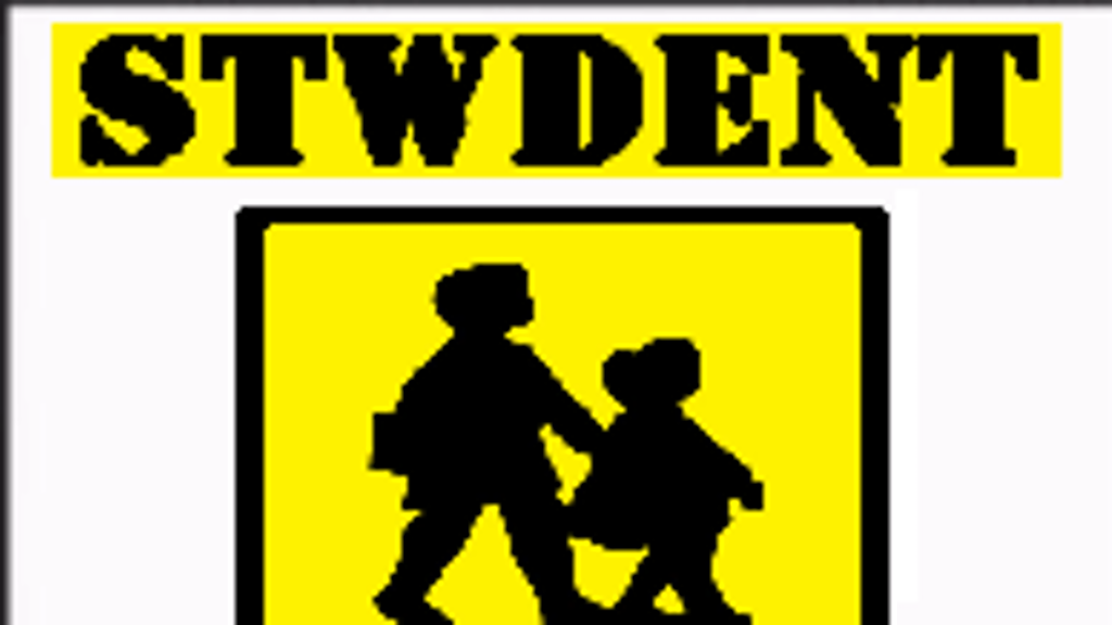 Stwdent: Helping deliver our most precious cargo.